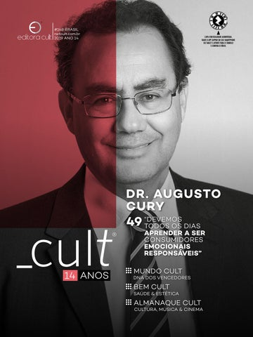 cf8cf33c100c4 Cult 148  Augusto Cury by Revista Cult - issuu
