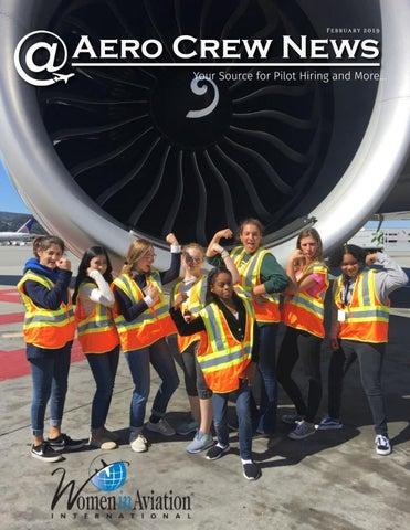 Aero Crew News, February 2019 by Aero Crew News - issuu