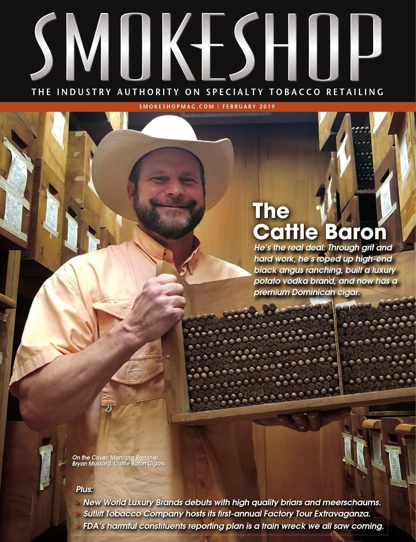 Smokeshop Magazine – February 2019 by Smokeshop Magazine - issuu