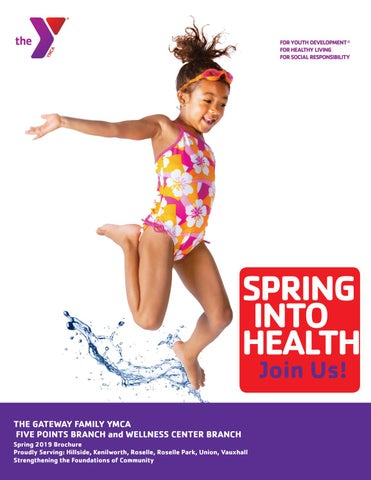 The Gateway Family YMCA - Five Points Branch Spring Program