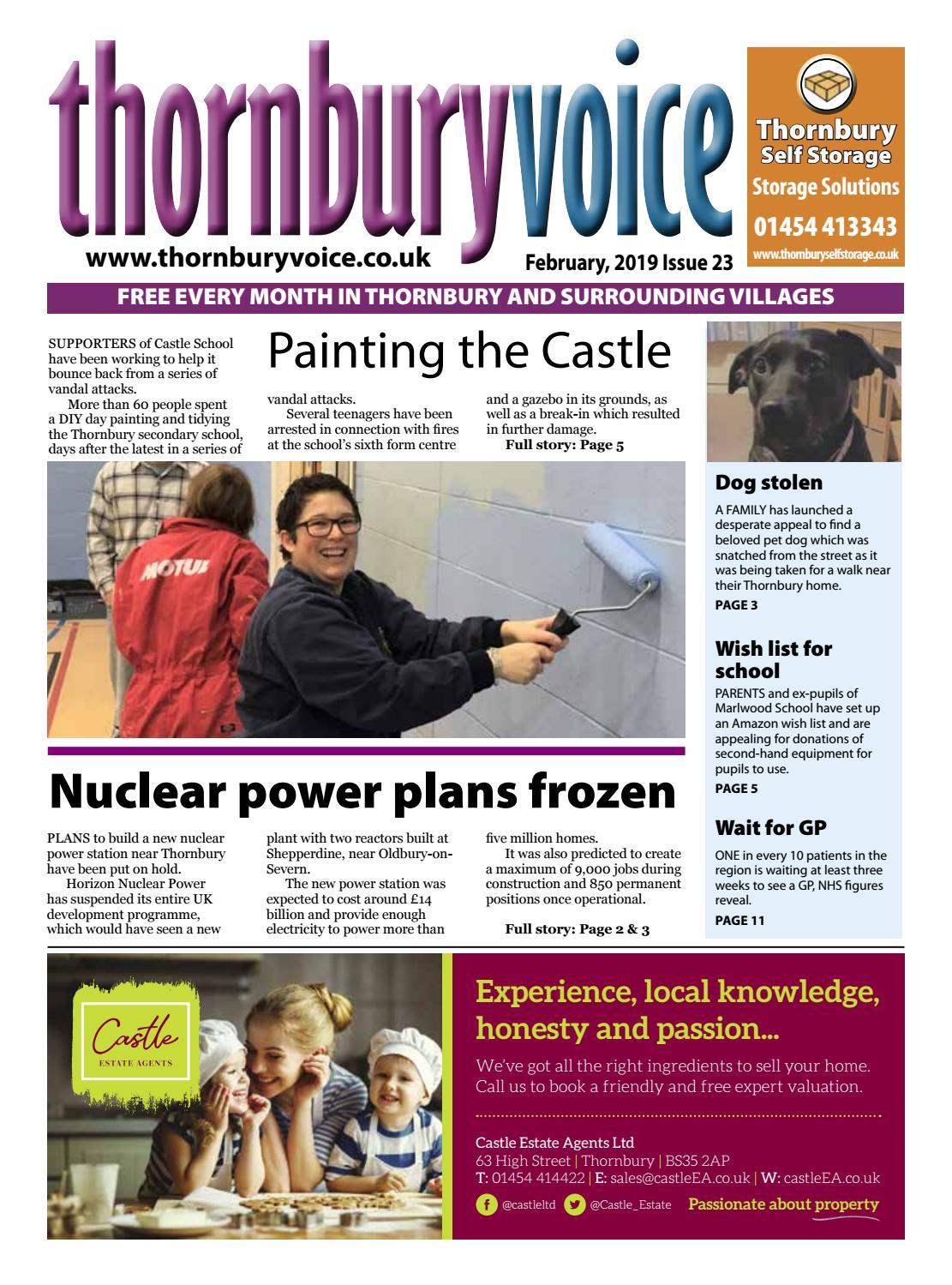 Thornbury Voice February 2019 by Thornbury Voice issuu