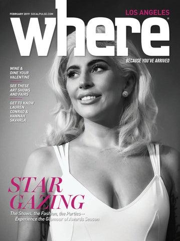 81a3be5dbf5e Where Magazine Los Angeles Feb 2019 by Morris Media Network - issuu