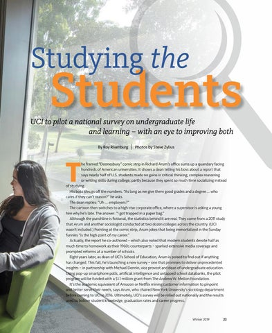 Page 25 of Studying the Students