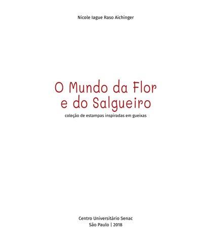 5b1cd7b5360fc O Mundo da Flor e do Salgueiro - coleção de estampas inspiradas em ...