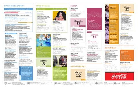 Calendario Ual.Calendario Febrero 2019 By Ayuntamiento De Tijuana Issuu
