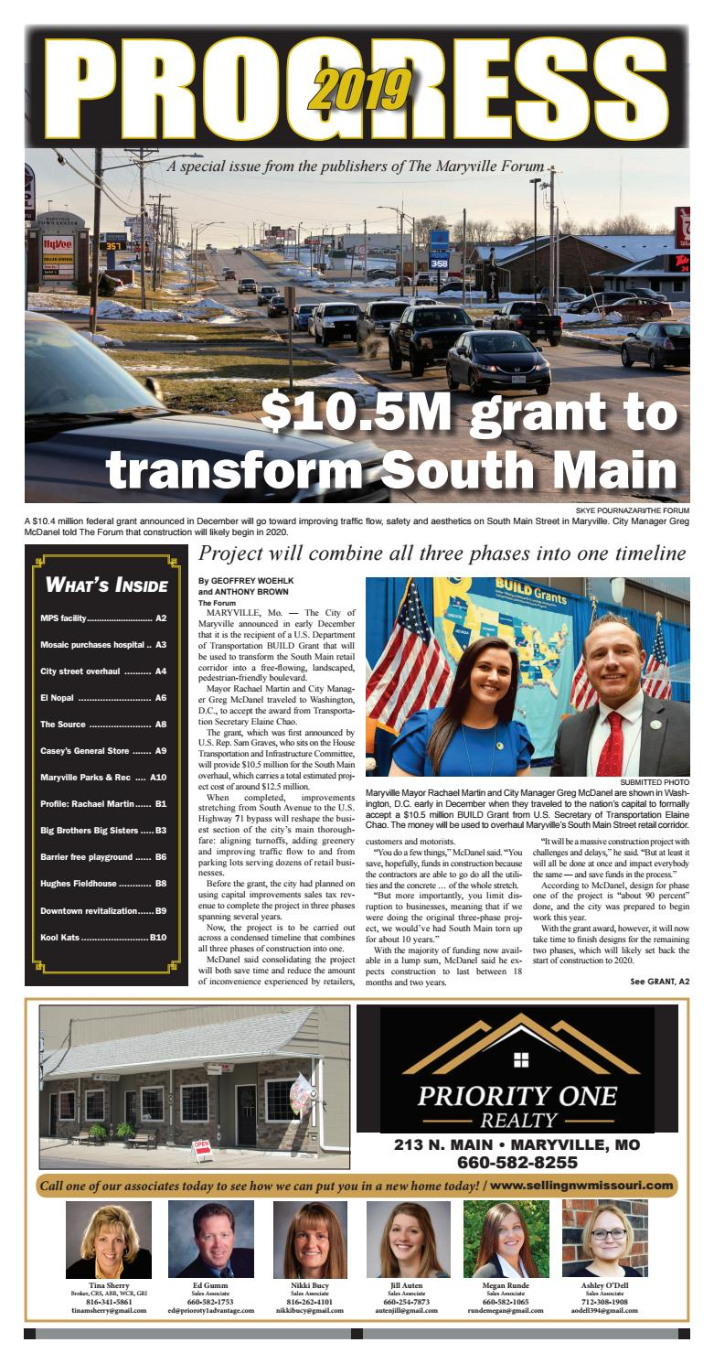 Progress 2019 by Maryville Daily Forum/The Post - issuu