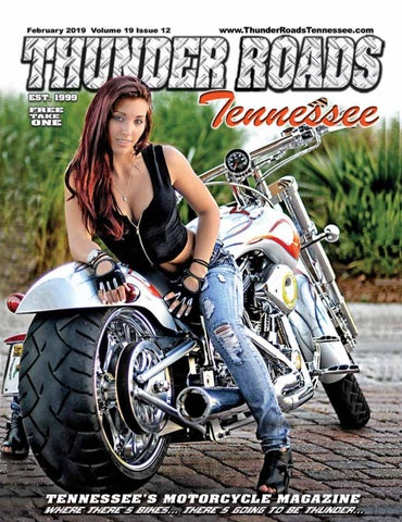 Thunder Roads Magazine Tennessee February 2019 by Thunder Roads
