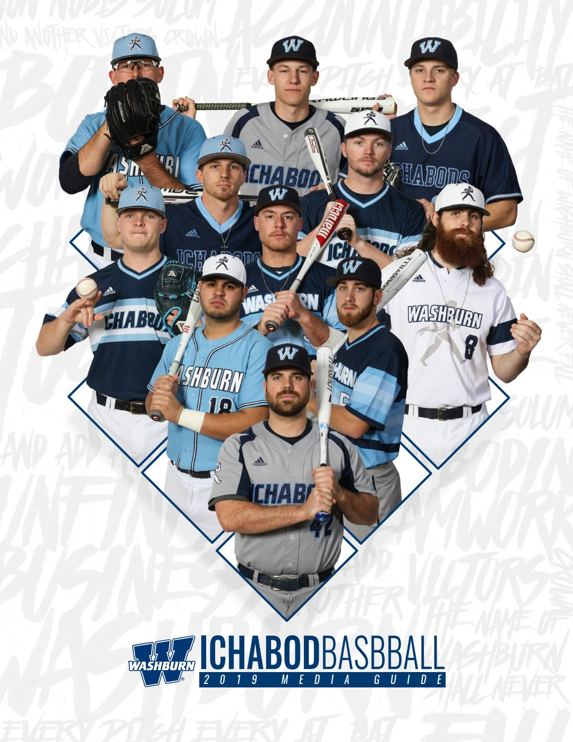 4c02d8f88 2019 Washburn Baseball Media Guide by Washburn Athletics - issuu
