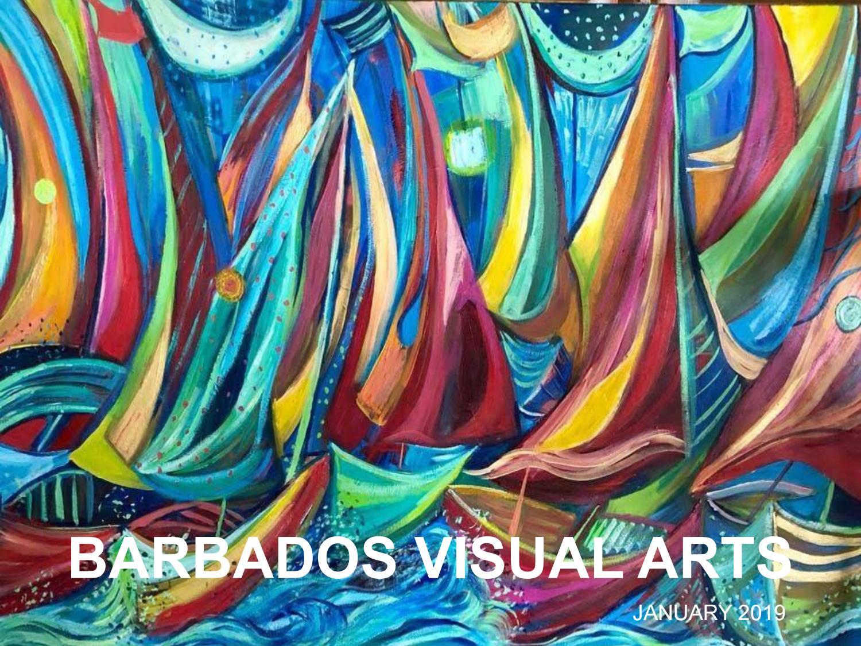 Visual Arts Barbados January 2019 by Corrie Scott - issuu
