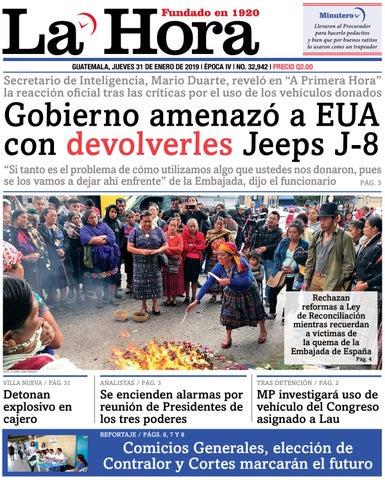 La Hora 31-01-2019 by La Hora - issuu e9f31bf832f