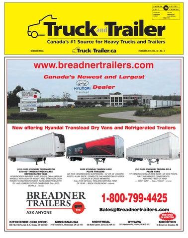c81abfcbdee7f Truck and Trailer February 2019 by Annex Business Media - issuu