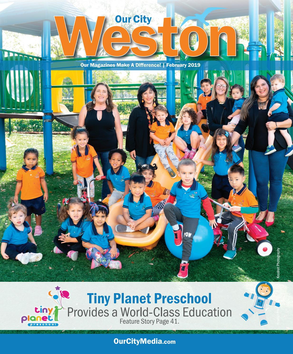 f45fc44e89e9ce Our City Weston  February 2019 by Our City Media - issuu