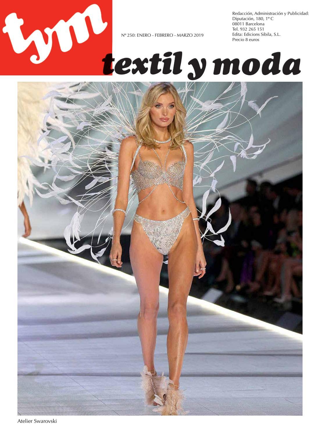 2603f1936 Revista Textil y Moda 250 by Edicions Sibil-la SL - issuu