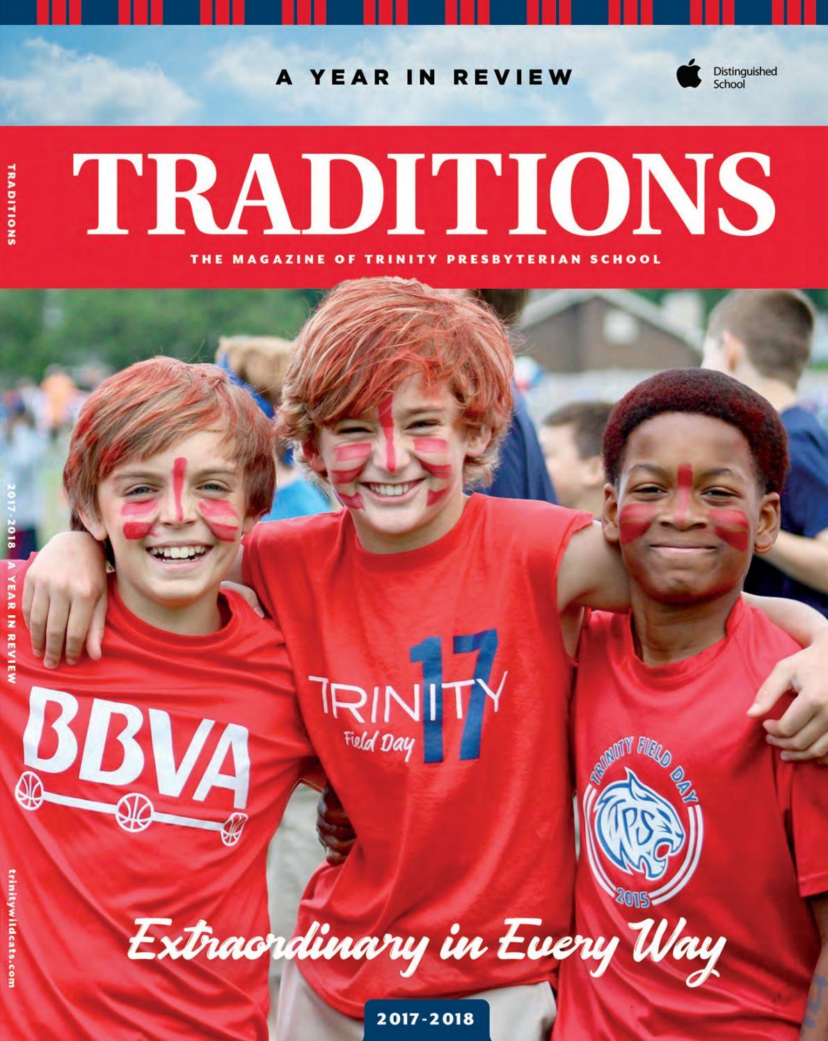 48097b0e96b3 Traditions 2018 by Trinity School - issuu