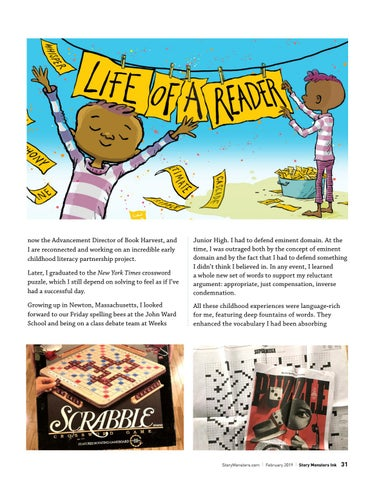 Page 31 of Life of a Reader: Chapter and Versus