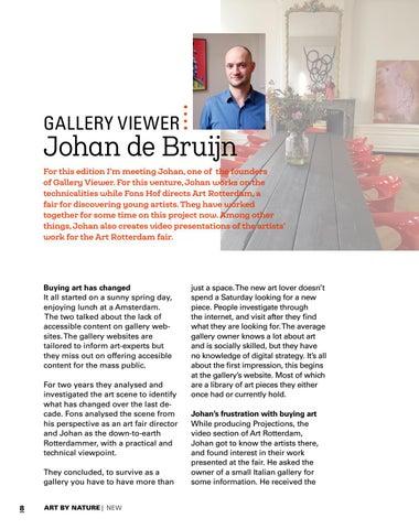 Page 8 of Gallery Viewer: Johan de Bruijn