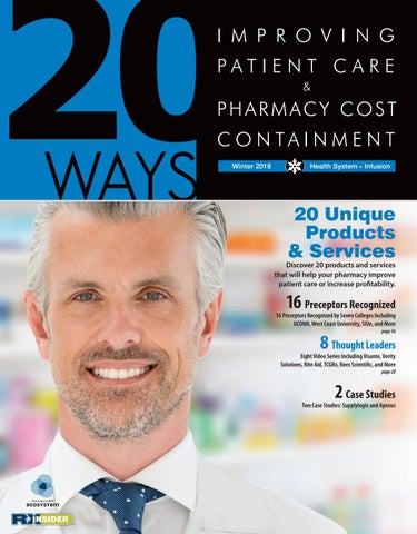 20Ways Winter Hospital 2018 by RXinsider - issuu