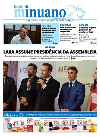 20190201 by Jornal Minuano - issuu 242df98958