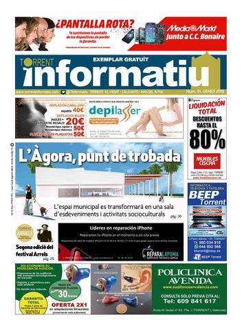 Torrent informatiu Nº 91 by Torrent Informatiu - issuu