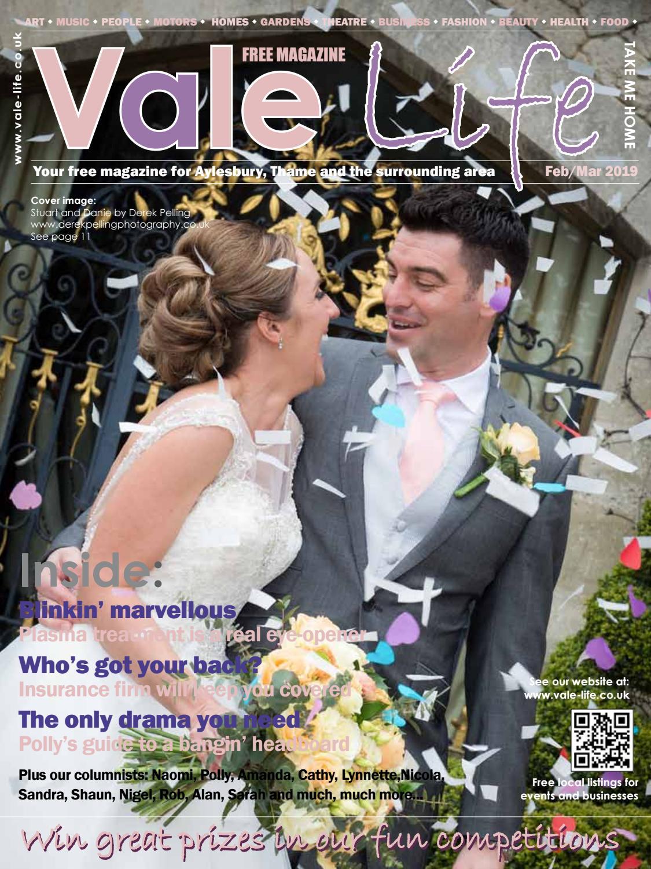 Vale Life Magazine Feb Mar 2019 by Charlie Trott issuu