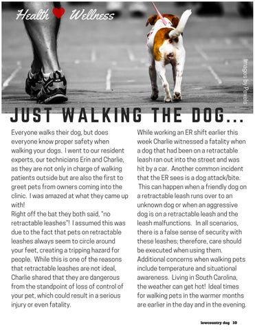 Page 10 of Just Walking The Dog...