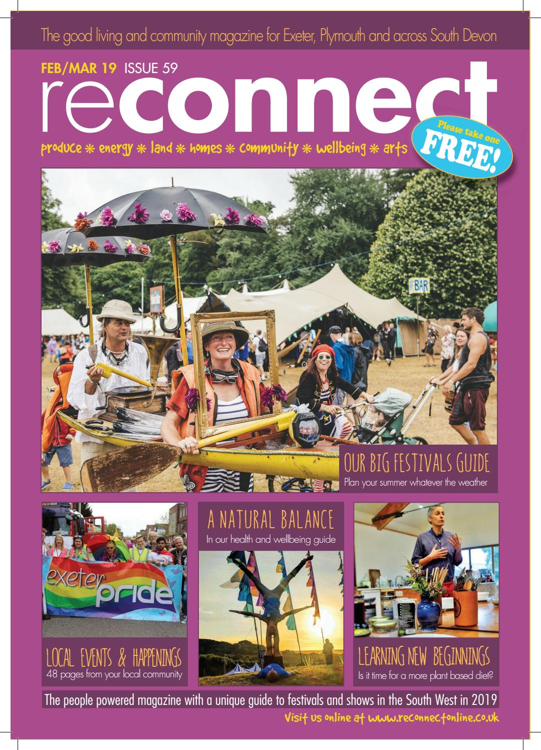 Reconnect Magazine #59 by ReConnect Magazine - issuu