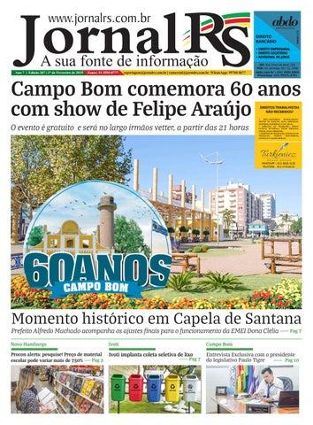 1c46e25c90 Edição 267 - Jornal RS A Sua Fonte de Informação by Jornal RS A Sua ...