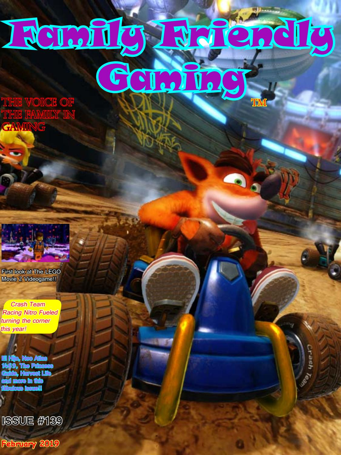 Family Friendly Gaming #139 by Family Friendly Gaming - issuu