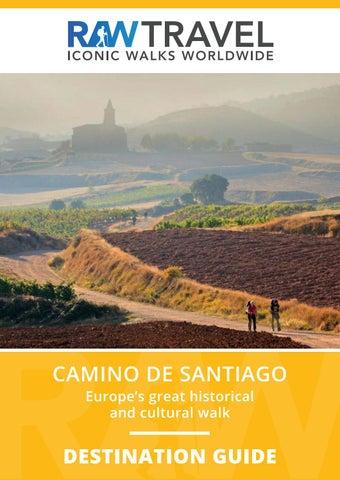 fd761b0cf8a1 CAMINO DE SANTIAGO Europe's great historical and cultural  walk