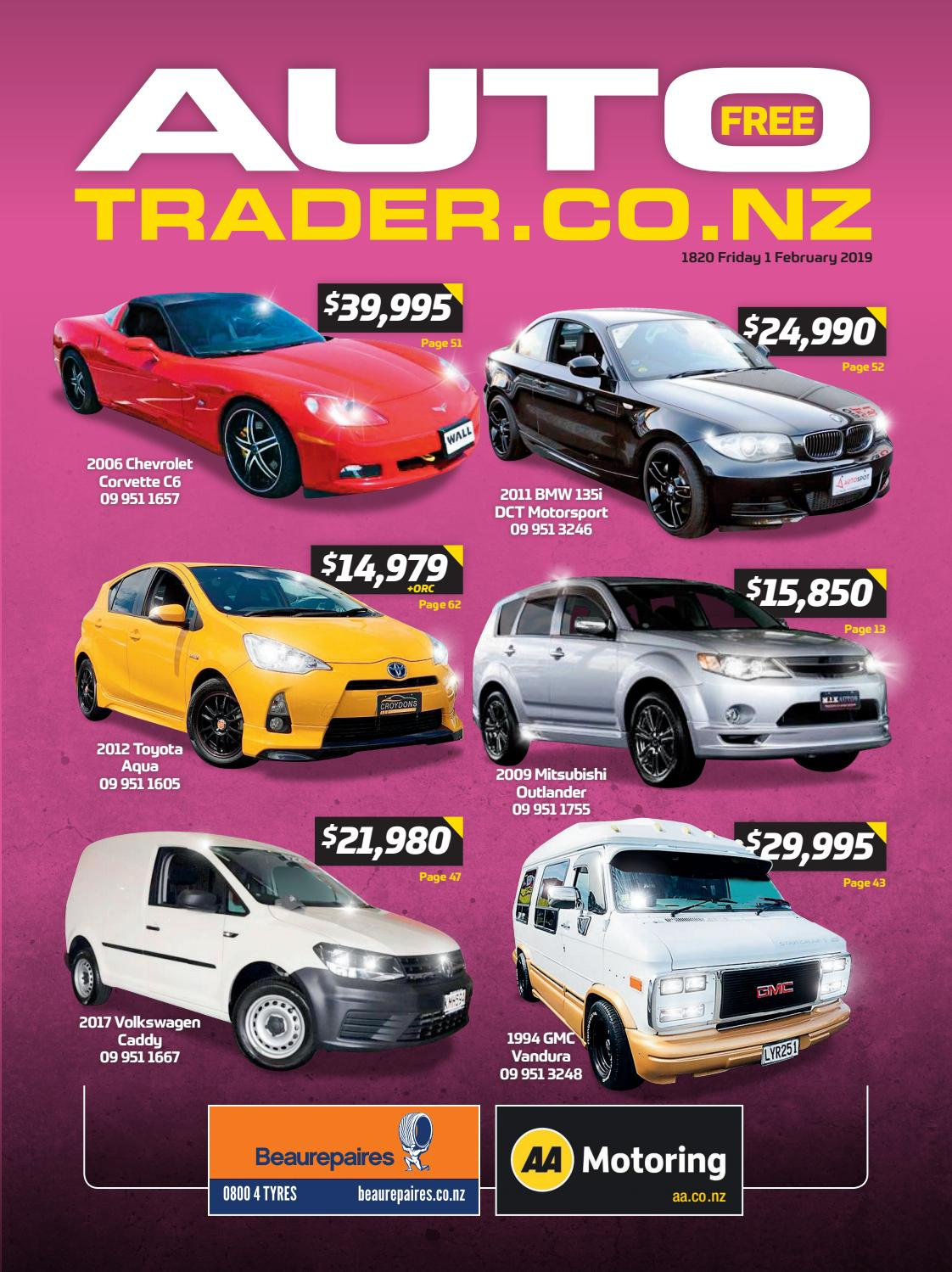 Autotrader NZ - Issue 1820 by AutotraderNZ - issuu