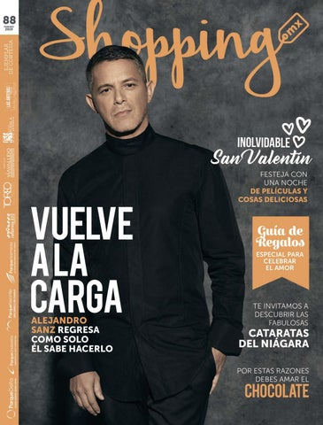 Revista Shopping Febrero by Shopping DF - issuu eedc22af667