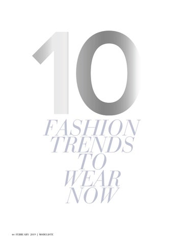 Page 44 of 10 Fashion Trends to Wear Now