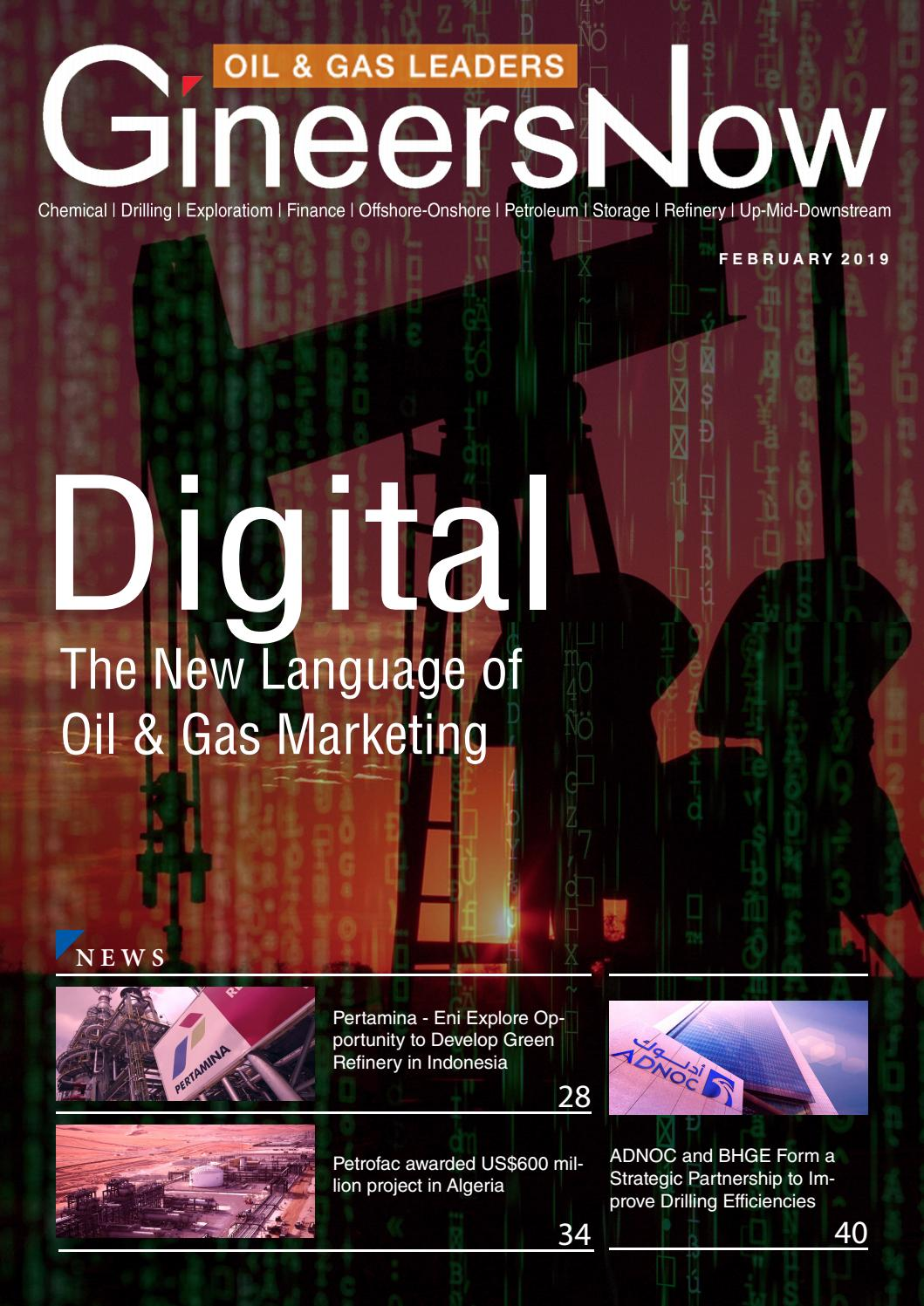 Effective Digital Marketing in the Oil & Gas Industry