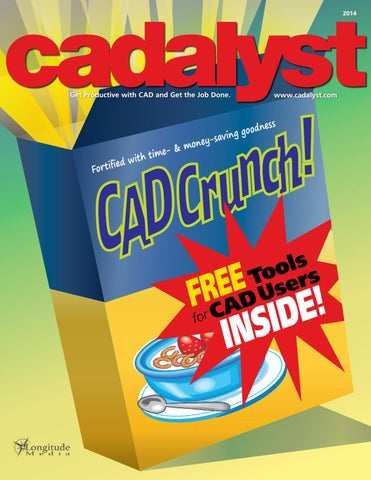 Cadalyst-Fab Freebies by pinoycad+ - issuu