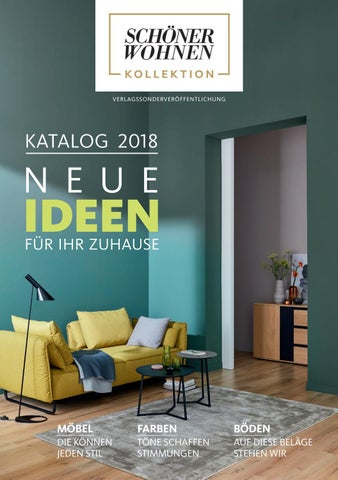 Schoner Wohnen Kollektion 2018 By Nldm Issuu