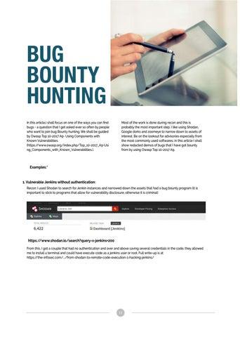 Page 13 of Bug Bounty Hunting