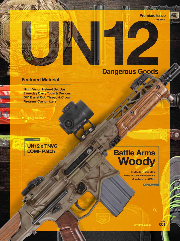 11b871c2525 UN12 - 001 Magazine by UN12 Magazine - issuu