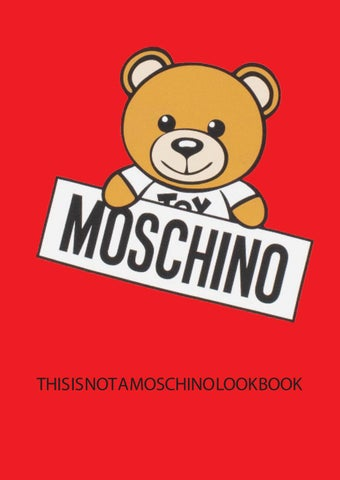 88c2bdb138c Moschino visual book pdf by Gurleen Singh Padda - issuu