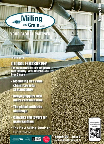 Feb 2019 Milling And Grain Magazine By Perendale Publishers Issuu