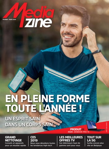 7e0ae7648177b Mediazine Belgique Février - Mars 2019 by Mediazine België Belgique ...