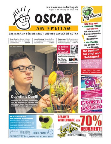 6ac2abb10b04bd Oscar am Freitag Gotha und Landkreis – Ausgabe 01 – 25.01.2019 by ...