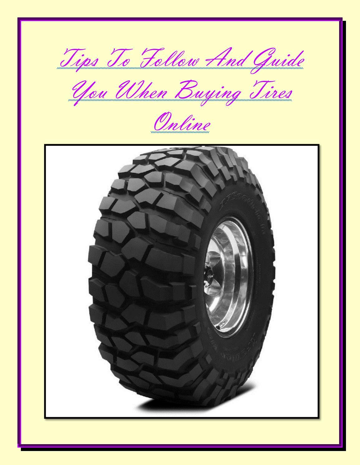 Buy Tires Online >> Buy Tires Online By Itiresonline Issuu