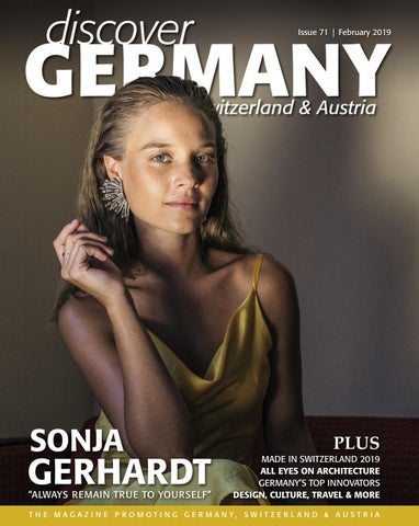 Discover Germany Issue 71 February 2019 By Scan Group Issuu