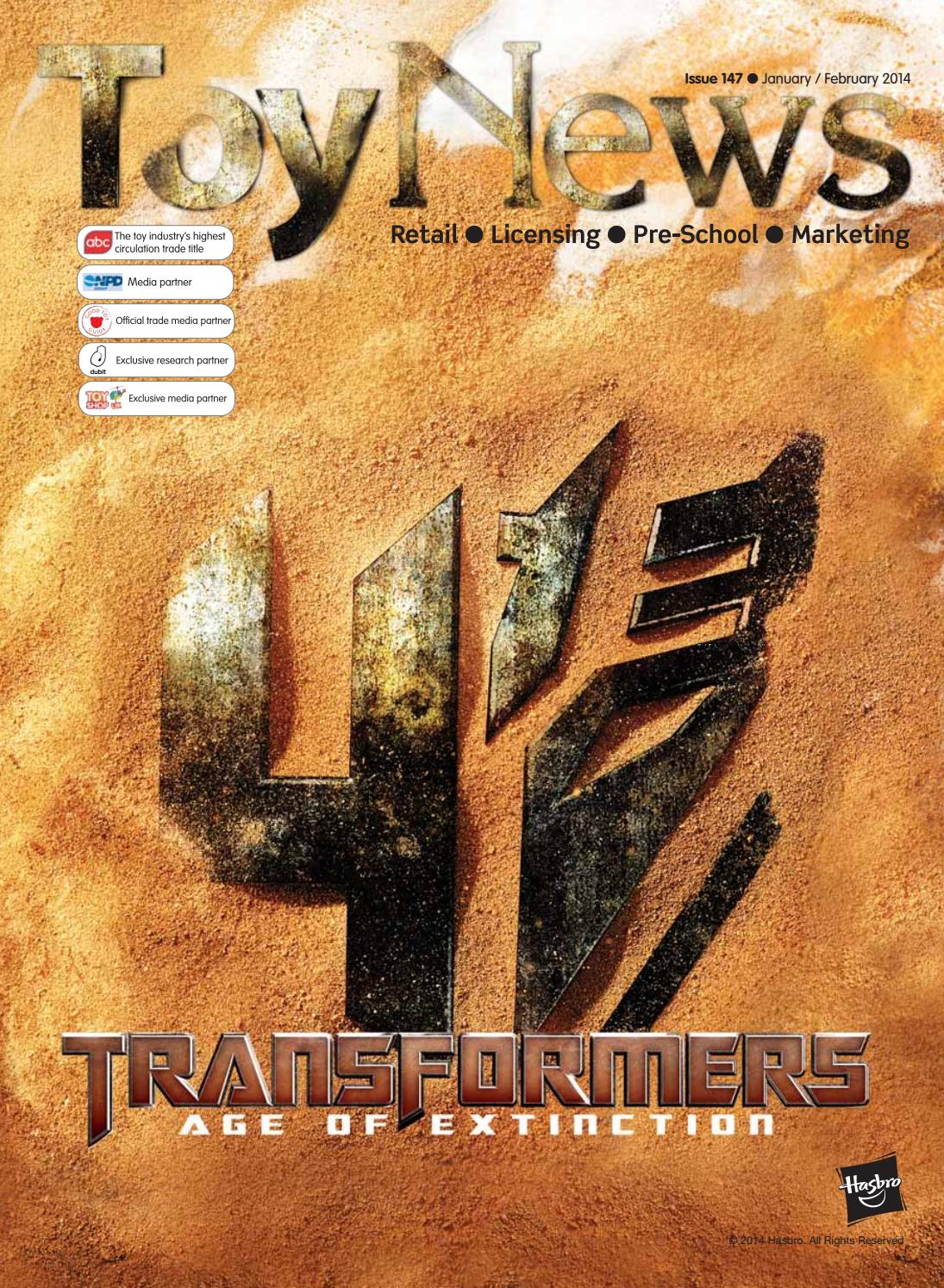 b86f01e0bd11 ToyNews January/February 2014 by Biz Media Ltd - issuu