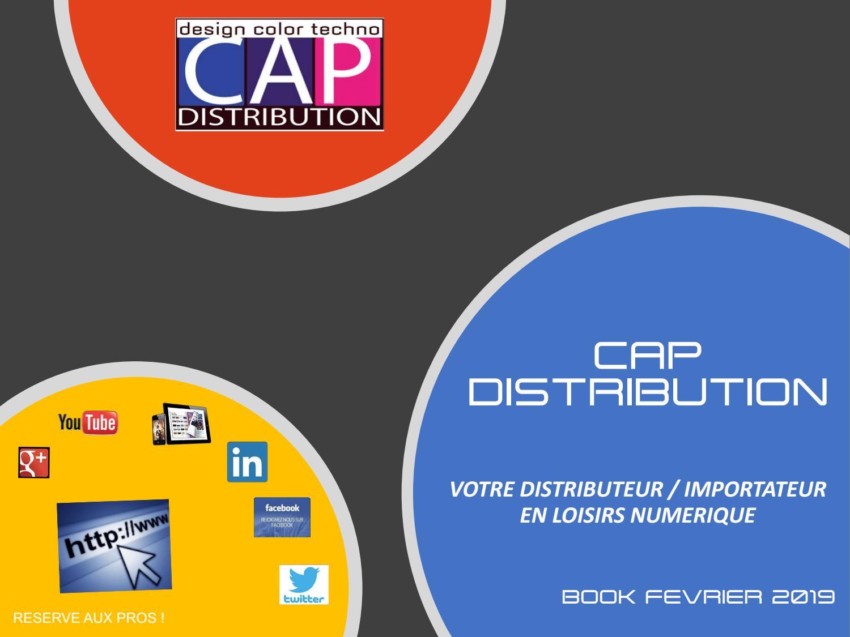 réputation fiable promotion spéciale acheter pas cher CATALOGUE CAP DISTRIBUTION FEVRIER 2019 by CAP DISTRIBUTION ...