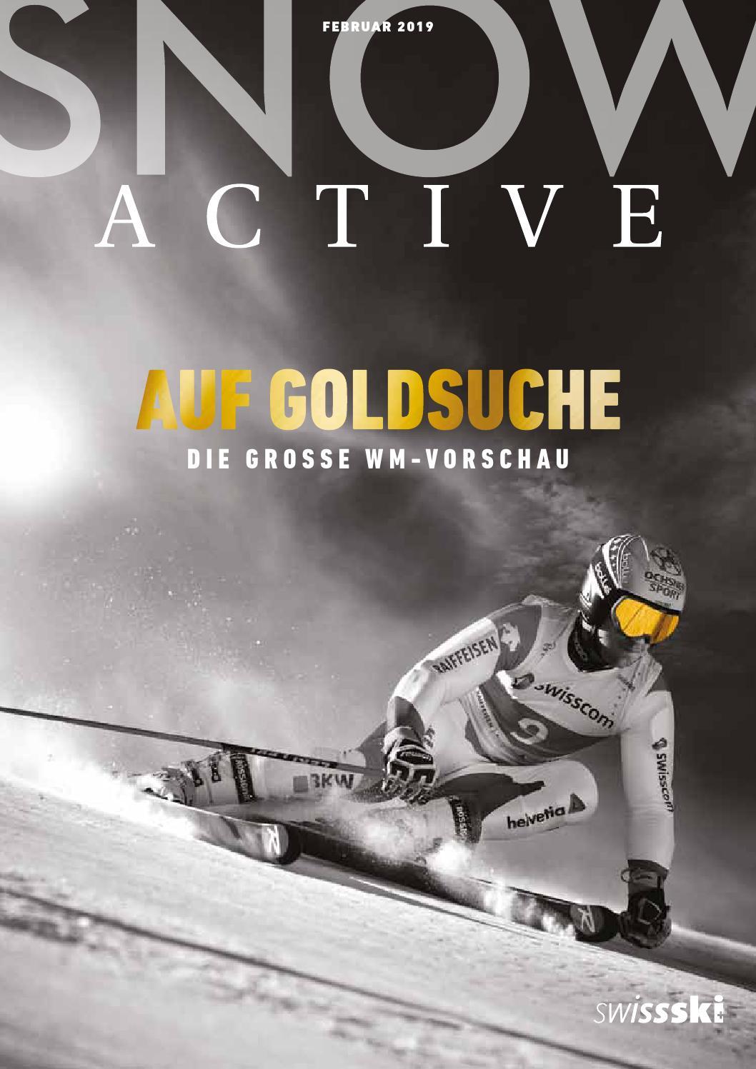Snowactive Februar 2019 DE by Swiss Ski issuu