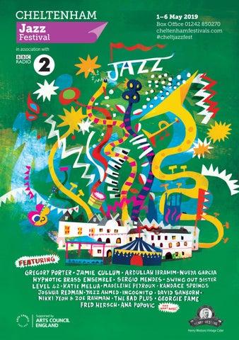 Cheltenham Jazz Festival 2019 Brochure by Cheltenham Festivals issuu
