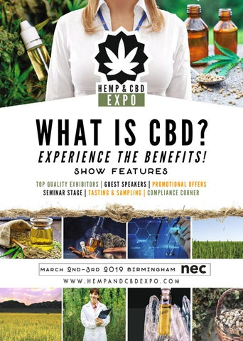 Page 135 of GET YOUR TICKETS NOW-For the Hemp & CBD Expo