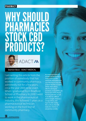 Page 40 of Why should pharmacies stock CBD products?