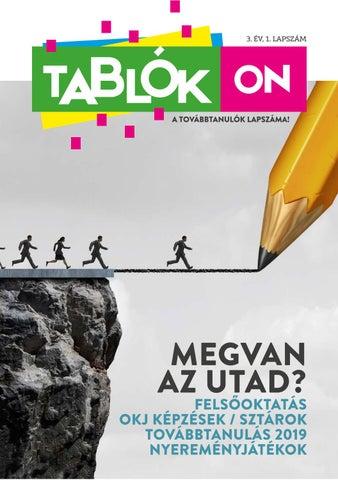 """Cover of """"Tablókon - Meg van az utad?"""""""